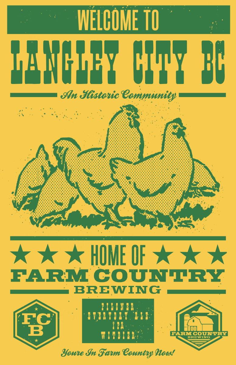 Craft Beer Langley Chicken