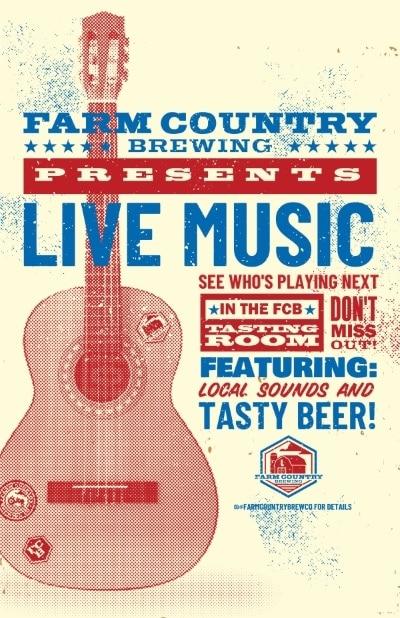 Live Music Full Poster