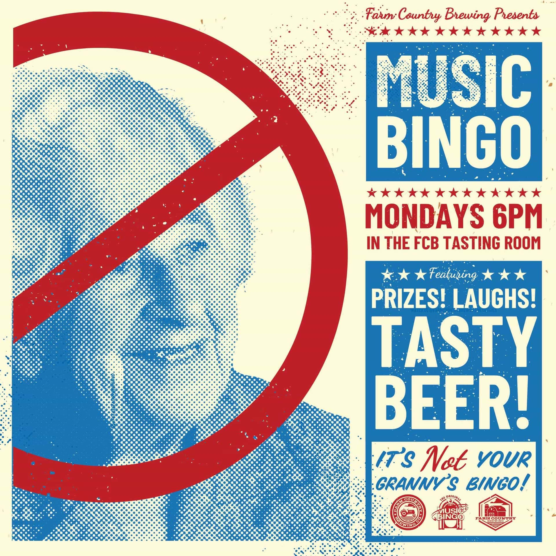 Music Bingo Event