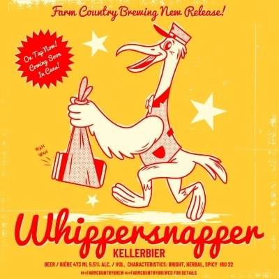 Whippersnapper Beer
