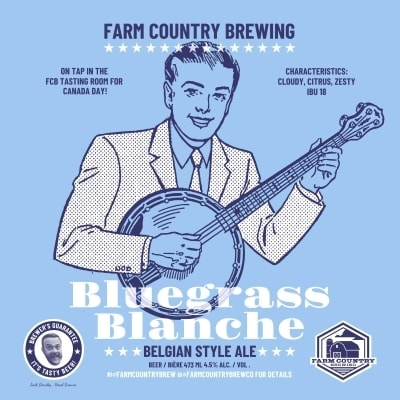 Bluegrass Blanche Brew