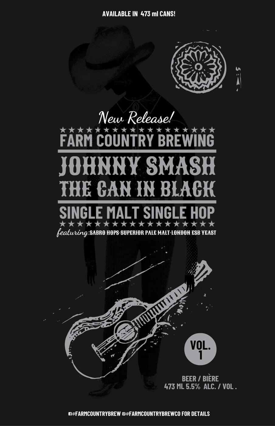 Johnny Smash Beer