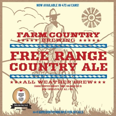 Free Range Country Ale Beer