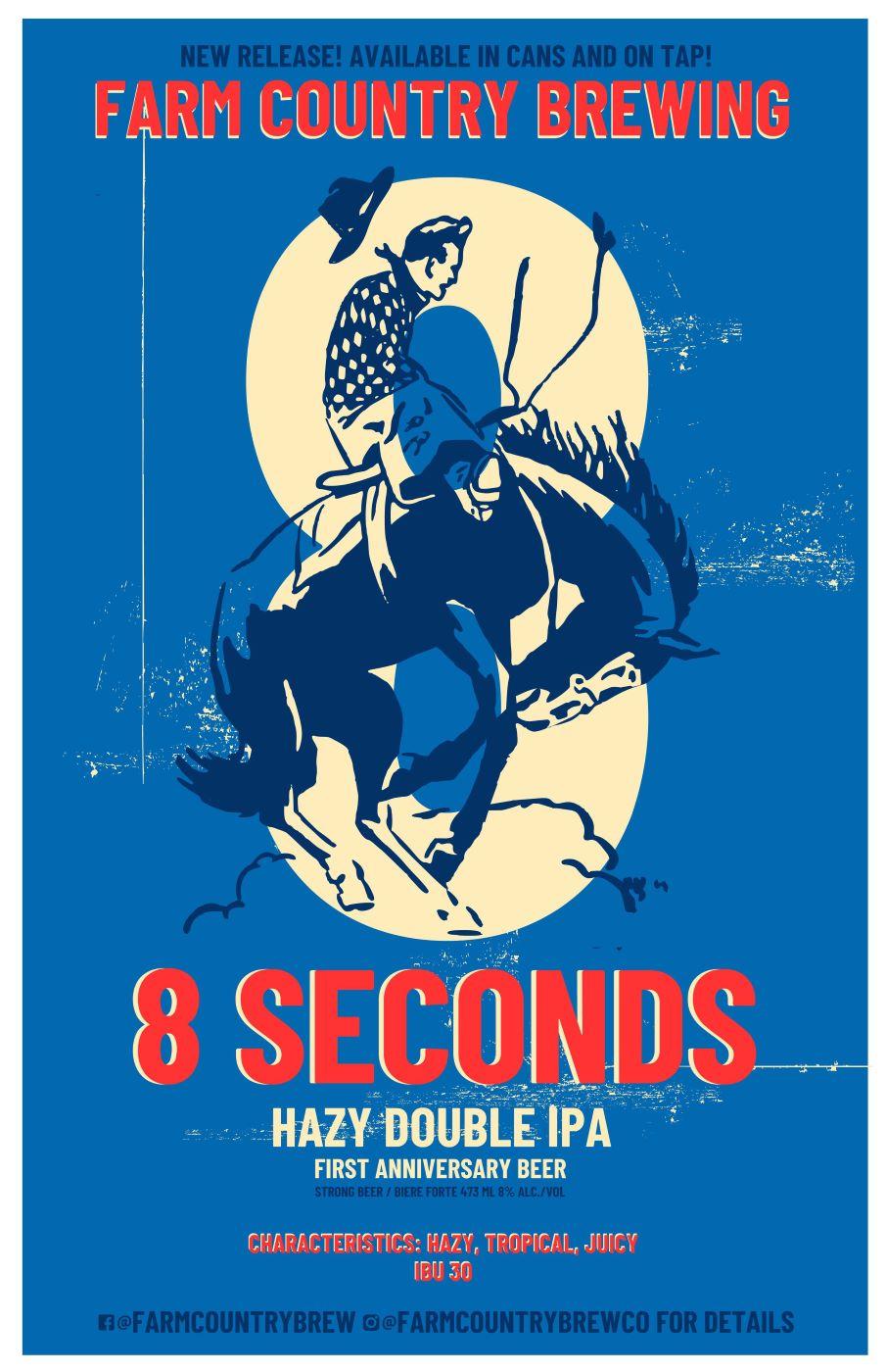 8 seconds double ipa
